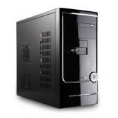 Casecom MA-1199 Piano Black MATX Tower Case