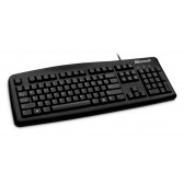 Microsoft Black Wired Keyboard 200