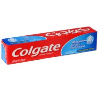 Colgate Tooth past