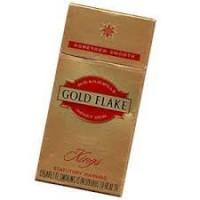 Gold flake