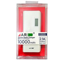 AR Power Bank 10,000 mah 2.1 A